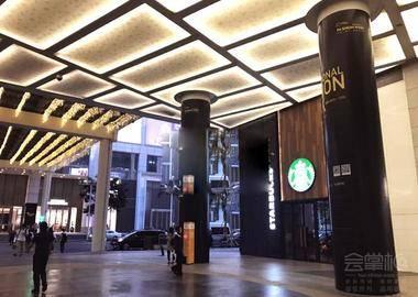 秋广场1F中庭