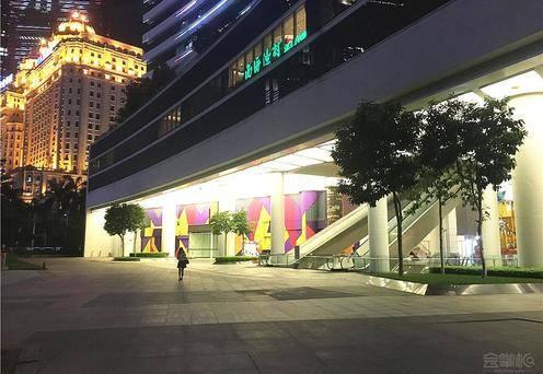 秋广场1F外广场