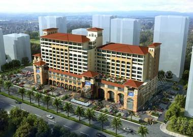广州克莱顿酒店