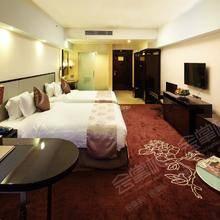 中式高级双床房