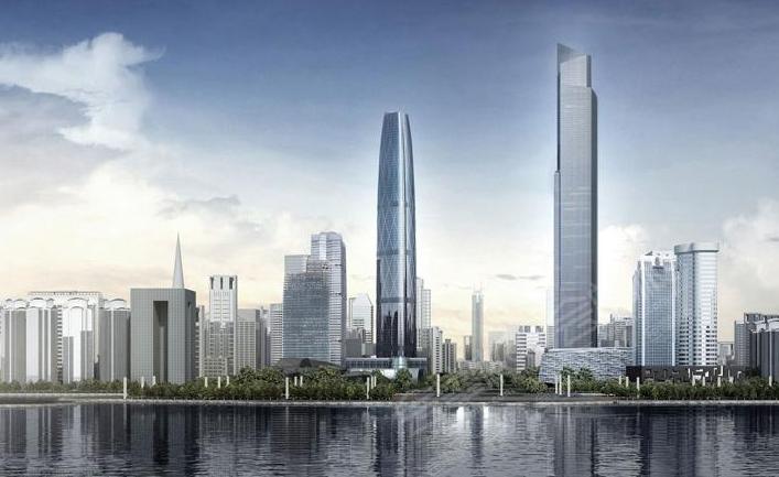 廣州周大福金融中心