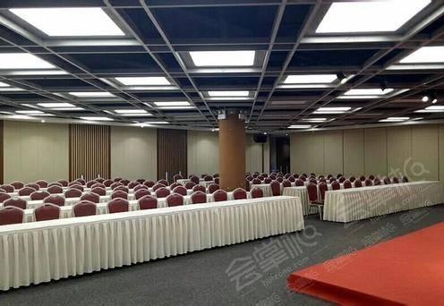 国茶荟二层会议厅