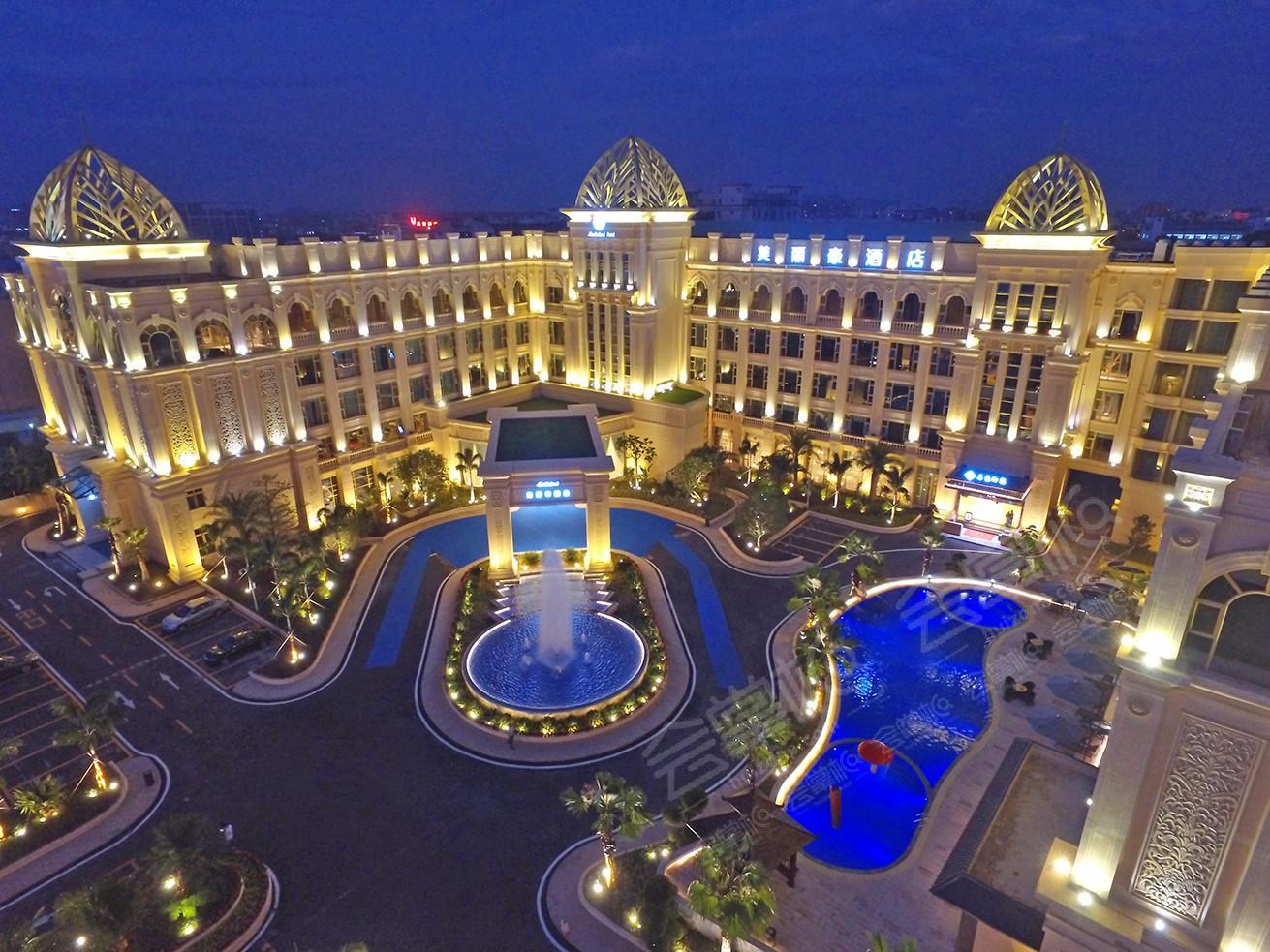 广州美丽豪酒店