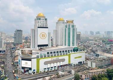 曼谷水门伯克利酒店