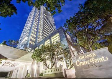 曼谷隆齐中间点大酒店