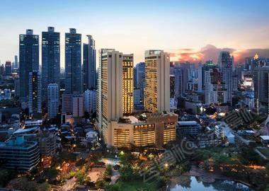 曼谷皇后公园万豪侯爵酒店