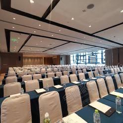 西安500人年会型酒店推荐 西安会议场地 西安发布会场地