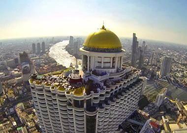 曼谷国家大楼莲花大酒店