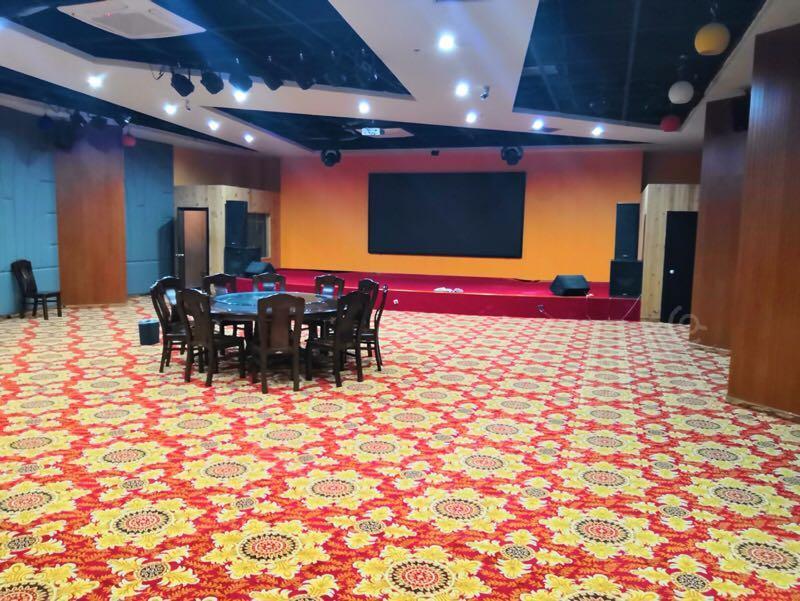 西安200人发布会场地出租 西安会议场地 西安发布会场地