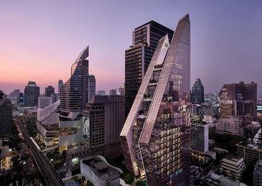 曼谷瑰丽酒店 Rosewood Bangkok