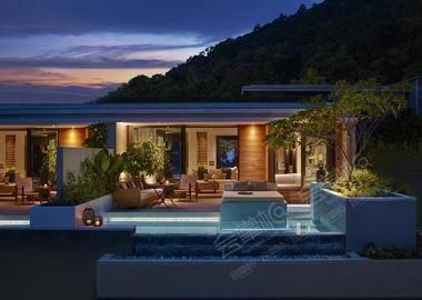 普吉岛瑰丽酒店 Rosewood Phuket