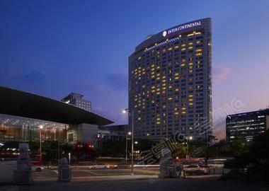 首尔世贸中心洲际酒店 InterContinental Seoul COEX