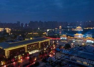 西安曲江芙蓉阁酒店
