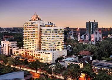 西贡索菲特广场酒店 Sofitel Saigon Plaza