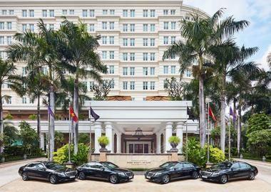 西贡柏悦酒店 Park Hyatt Saigon