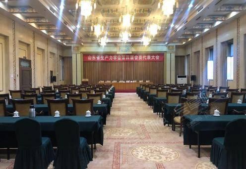 会议厅二楼