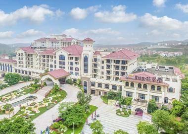 开平碧桂园翡翠湾凤凰酒店