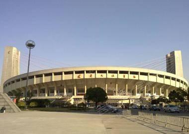 杭州黄龙体育中心-体育场