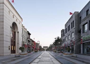 前门文化体验街区