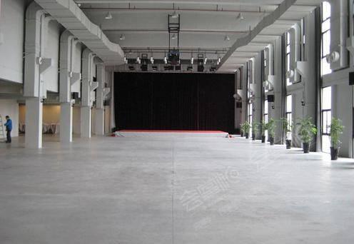 上海国际工业设计中心会展中心