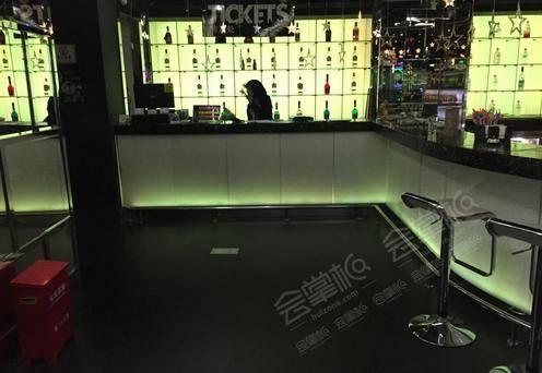 Big E主题娱乐中心-酒吧区域