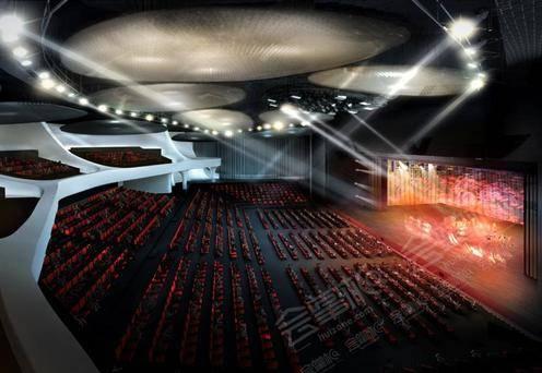 喜马拉雅中心-大观舞台