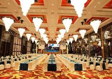 星河湾宴会厅