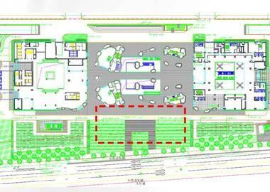喜马拉雅中心-露天广场