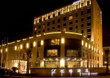 上海悦隆酒店