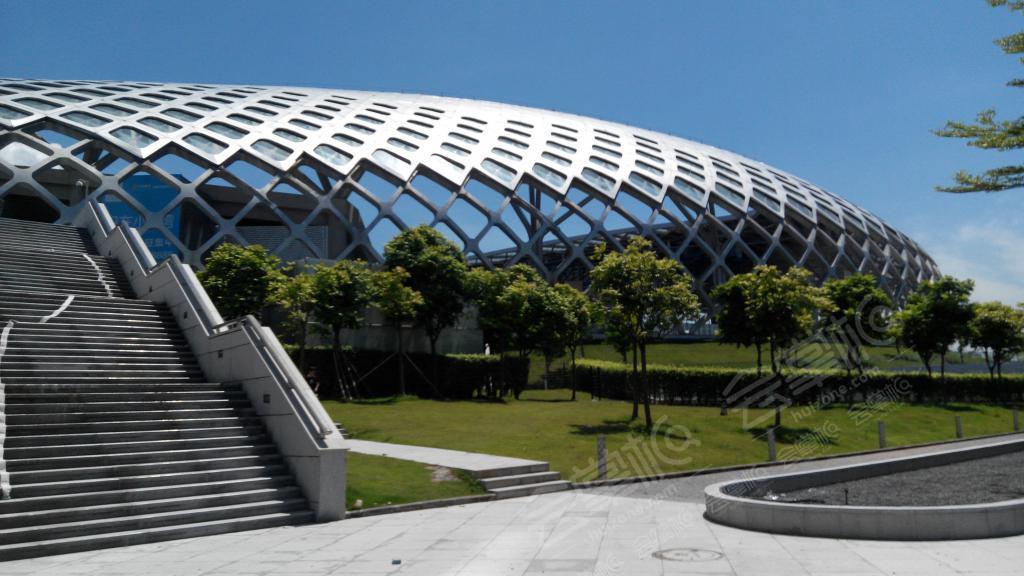 深圳湾体育中心室内体育馆