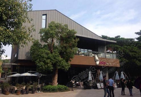 蝴蝶梦音乐餐厅(欢乐海岸)