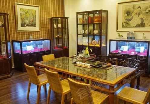 凤凰游茶室