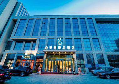 天津白天鹅精品酒店