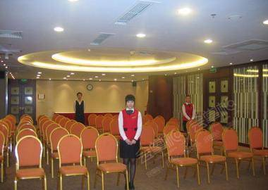 会议室A厅