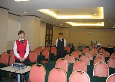 会议室B厅