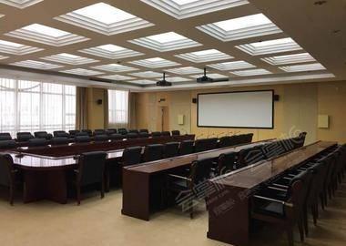 十三层会议厅