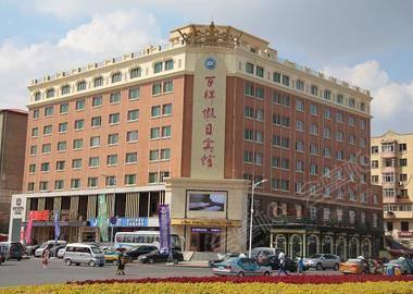 哈尔滨百祥假日酒店(桦树街店)