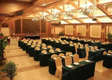 伏尔加宾馆1F大会议室