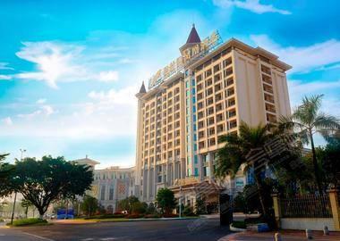 龙江碧桂园凤凰酒店