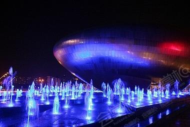 深圳华侨城欢乐海岸OCT创意展示中心