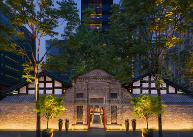 成都博舍酒店