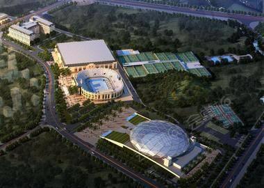 网球中心馆