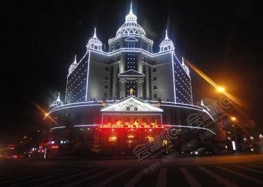 泸州山海大饭店