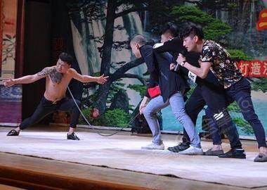 开心泉城大舞台