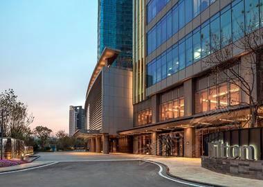 济南鲁能希尔顿酒店及公寓