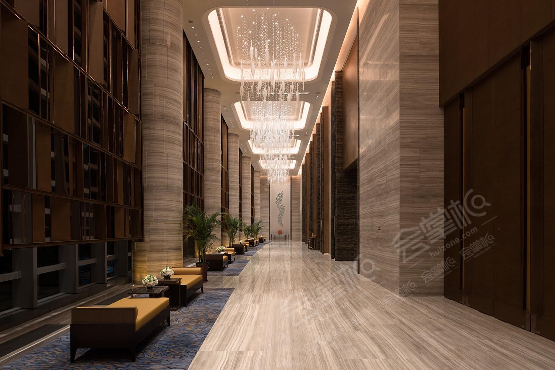 鲁能大宴会厅前厅