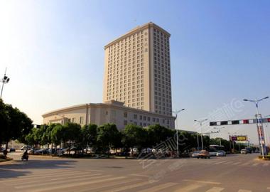 苏州吴中白金汉爵大酒店