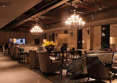 会议室+咖啡厅