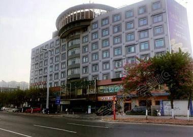 山水时尚酒店(广州番禺广场店)