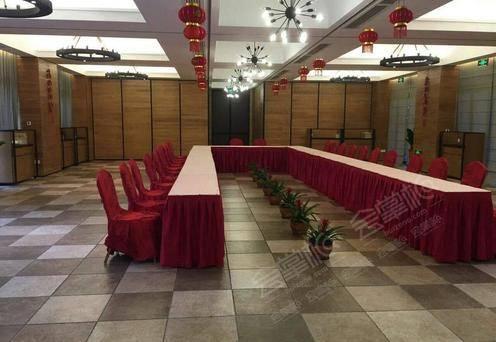 美食餐厅宴会会议厅